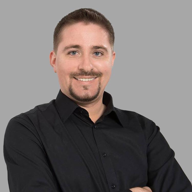 Veranstalter Pascal Salzmann
