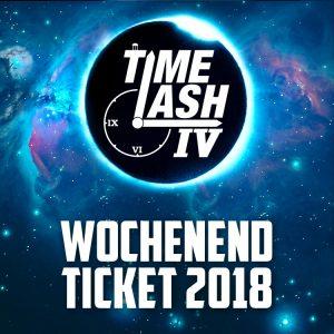 Wochenendticket TimeLash 4