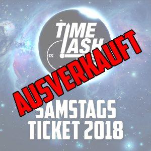 Samstagsticket TimeLash IV - ausverkauft