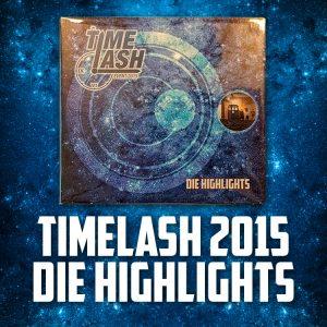 TimeLash 2015 - Die Highlights - Doppel CD