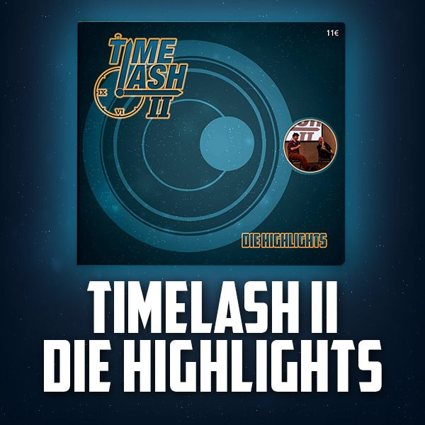 Timelash II - Die Hightlights auf Doppel CD