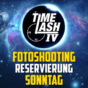 Reservierung fürs Fotoshooting am Sonntag